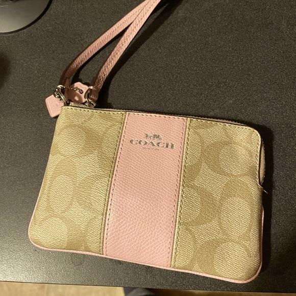 Coach purse 90s/2000s style clutch